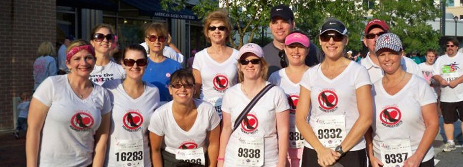 Race for the Cure Team